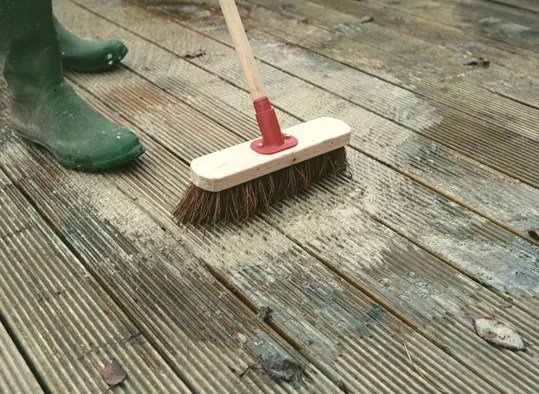 How To Clean Paint Care For Decking Ideas Advice