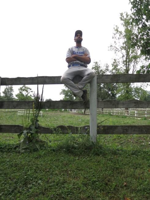 Ophir Katz aka the Good Gardener, Catcher/1st base/DH/Utility.