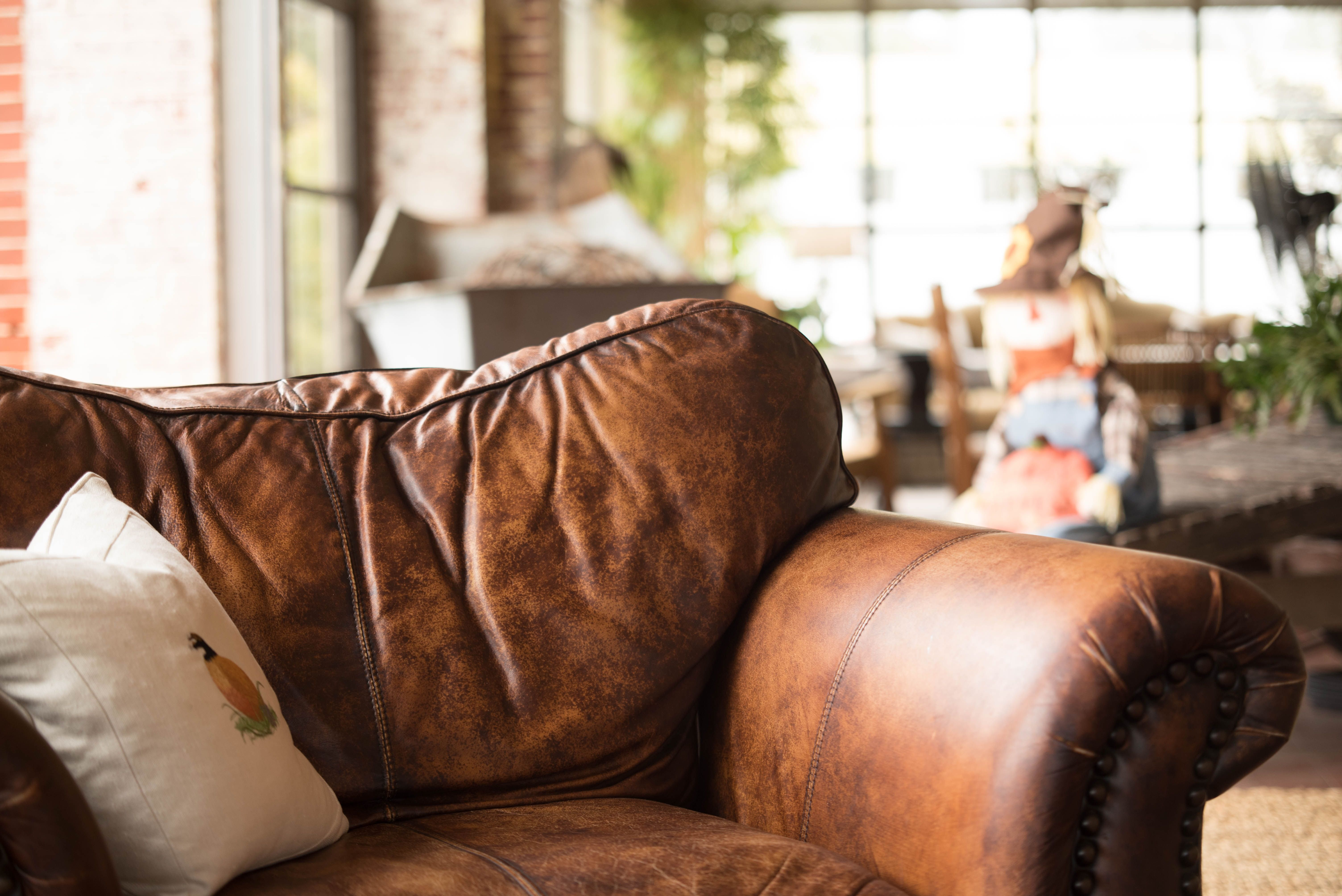 A Guide To Leather Furniture Kings Acres