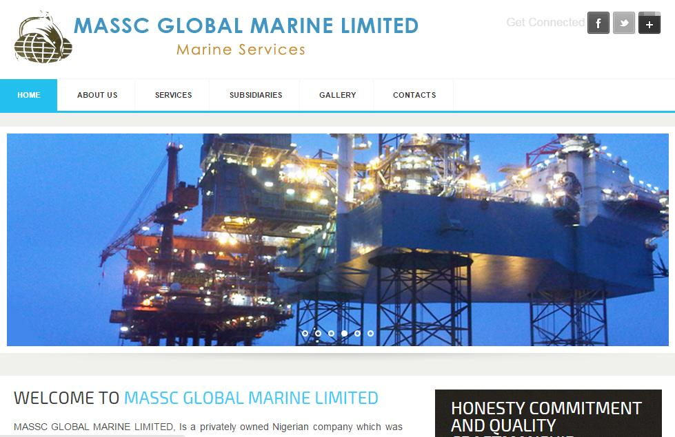 Masscglobal Marine Services is involve with offshore facility and field maintenance projects, as well as salvage projects in Nigeria. Visit Website