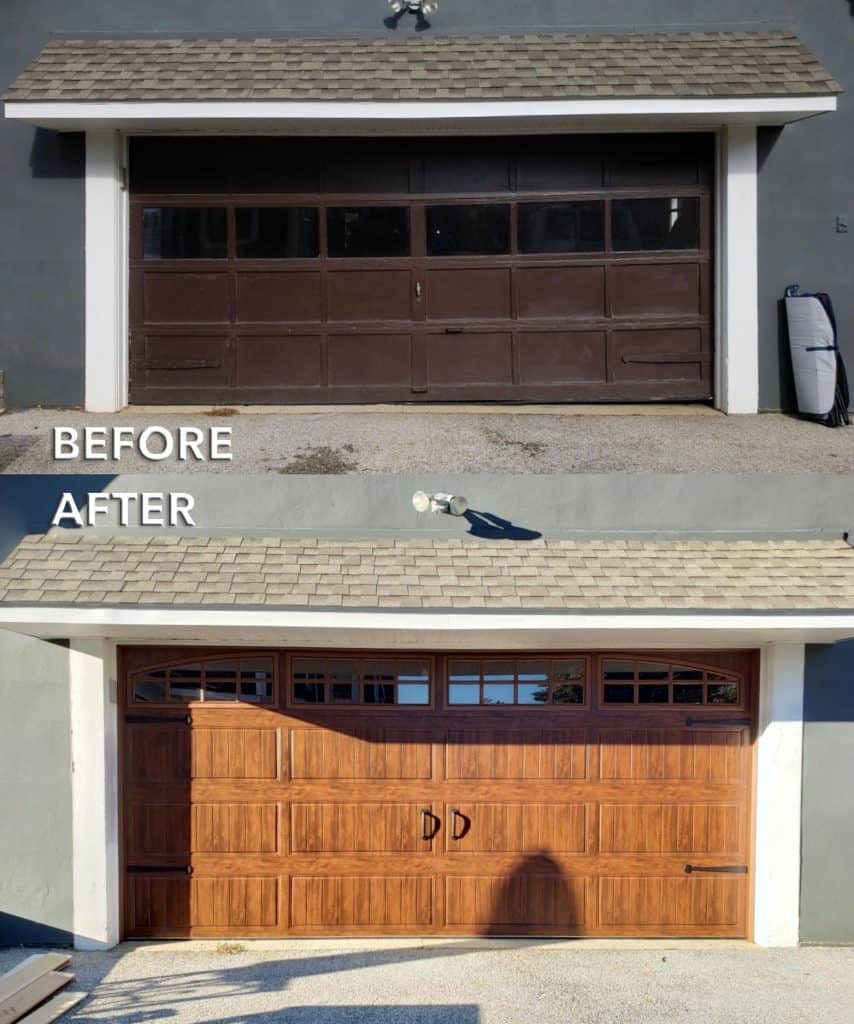 Garage Door Repair Yelp Kings Garage Doors Repair And Installation Services King Of