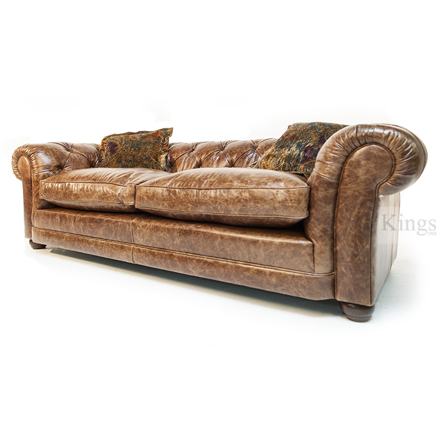 Chesterfield Sofa Online Uk Tetrad Upholstery Norton Petit Chesterfield Sofa Kings