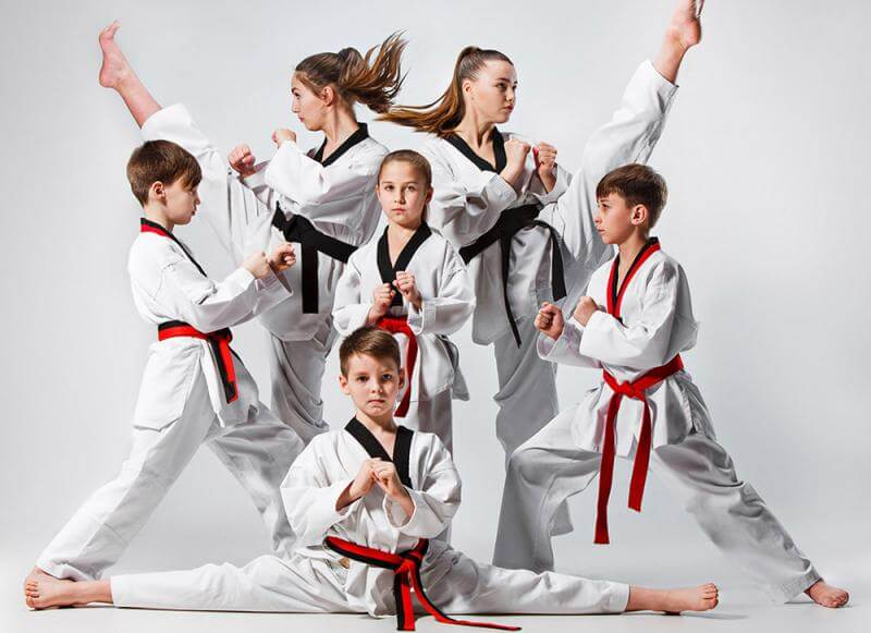 Karate Kids - Learn Martial Arts in Santa Monica, California