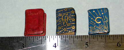 Kingsport Press Miniature Presidential Books (2/3)