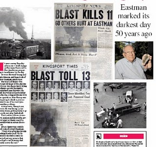 The Day Kingsport Wept-Eastman Explosion October 4, 1960 (5/5)