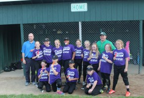 Congratulations to the Dover Rotary Girls Softball Team!