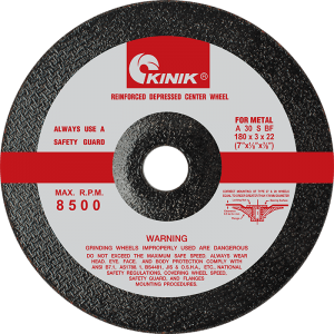 DPC - Cutting disc for metal