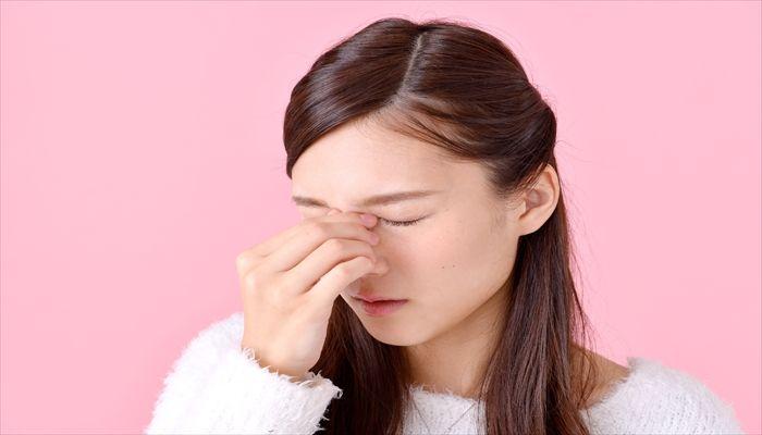 眼精疲労の目薬 副作用