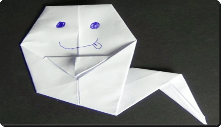 すべての折り紙 コウモリ 折り紙 折り方 : ハロウィンの折り紙|折り方は ...