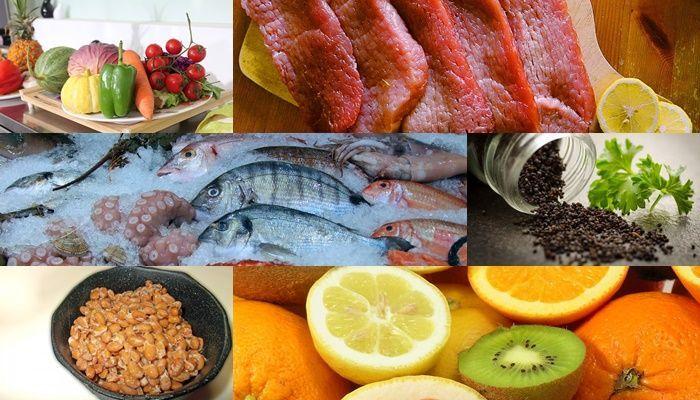 乾燥肌 対策 食べ物