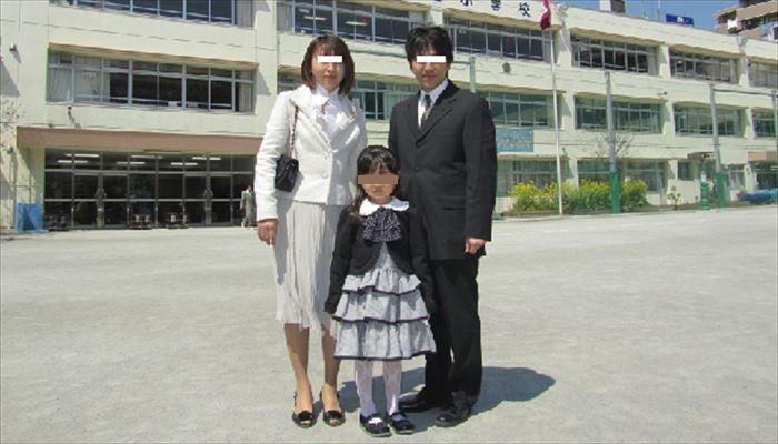 入学式 卒業式 母親服装