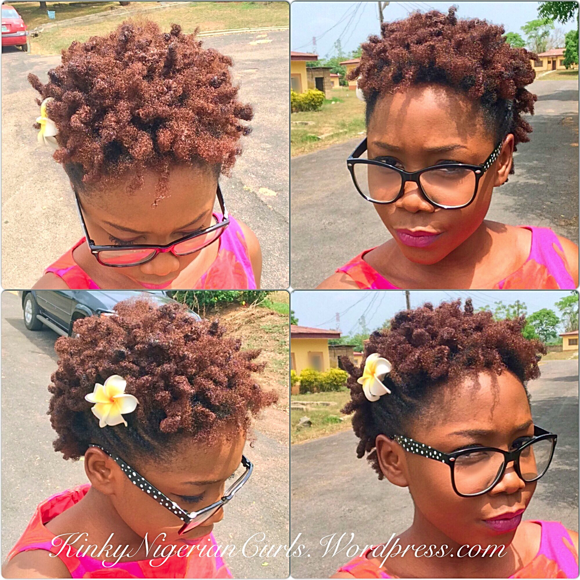 Coiffure Afro Bantu Knots Bantu Knots Out On Dry 4c Natural Hair Ellpuggy 39s Blog
