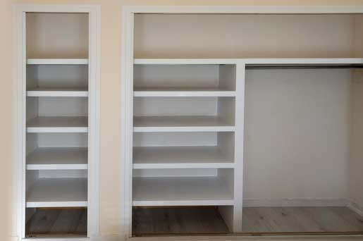 Amenagement Placard Etagere Almoire