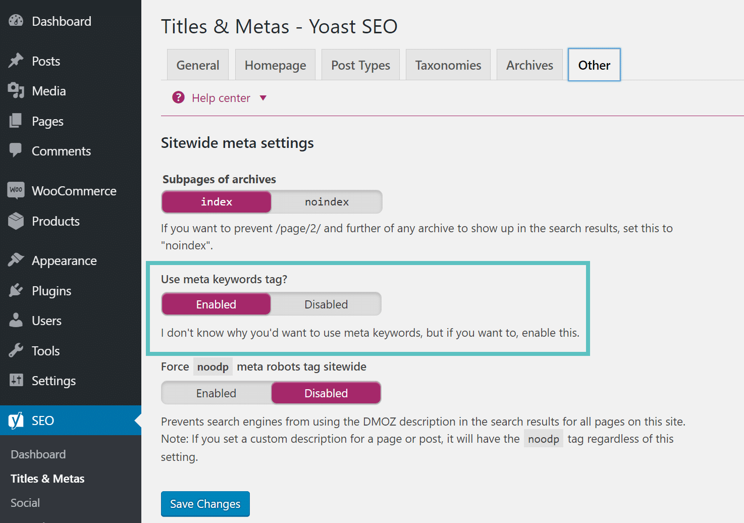 Meta Name Keywords Wordpress Seo Checklist 45 Tips To Grow Traffic By 571