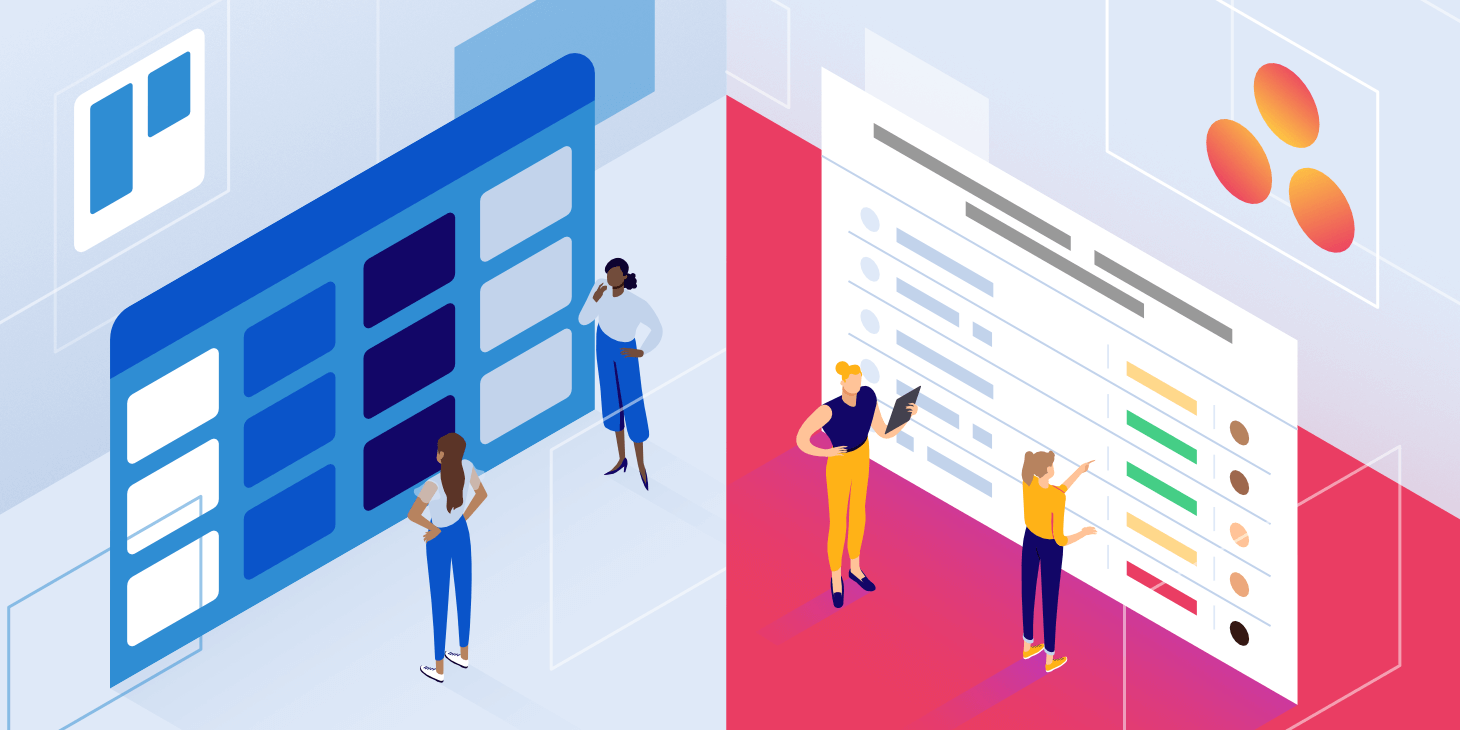 / Vs Trello Vs Asana Where To Manage Your Projects In 2019