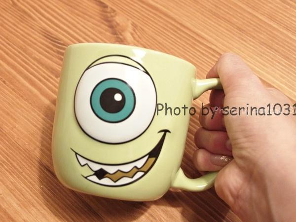 モンスターズインクマグカップ