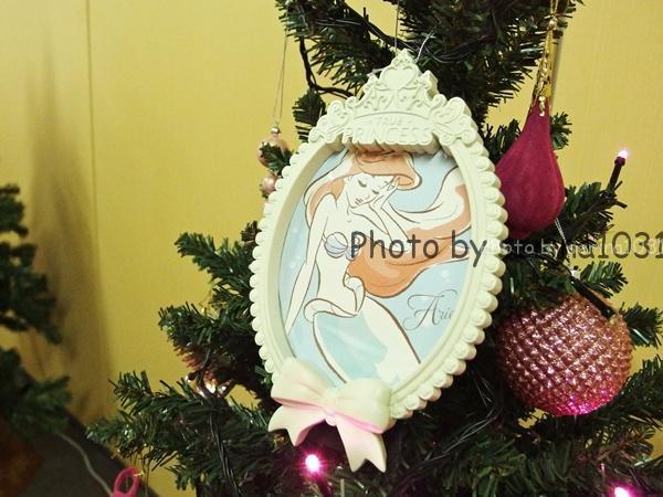 リトルマーメイドアリエルクリスマスツリー