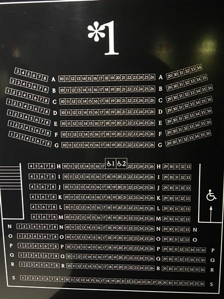 妊婦映画館座席選び