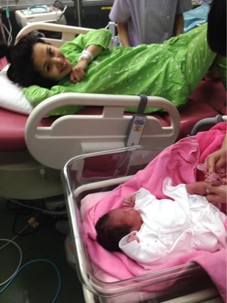 東京医科大学病院で出産
