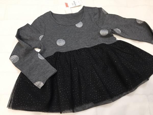 ブラックフライデーGAPベビー服