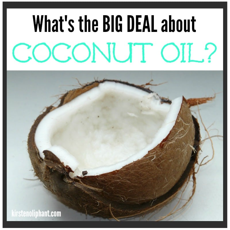 Benefits of, Uses for, and Recipes with Coconut Oil! Plus tips on how to buy and why it has so many health properties!