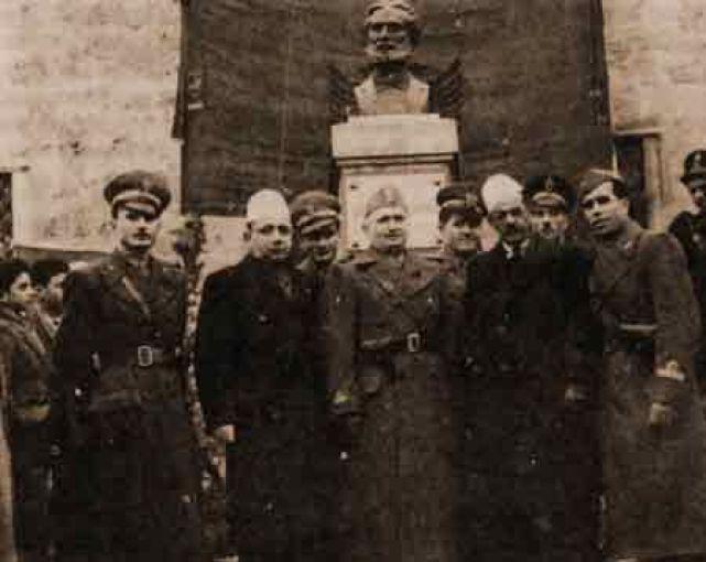 albanina nazi