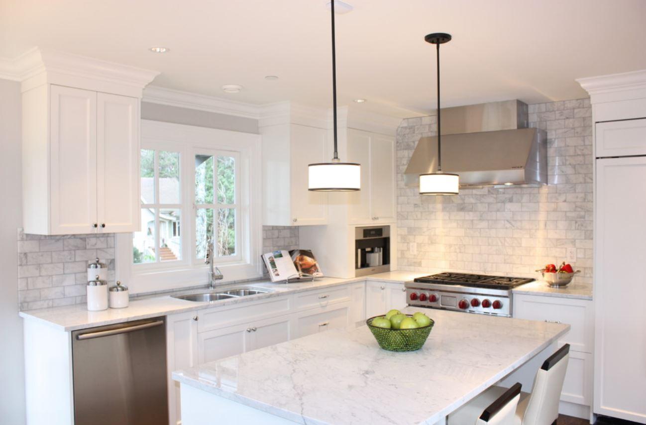 secrets kitchen renovations part countertops backsplashes vanboxel tile marble kitchen counter backsplash