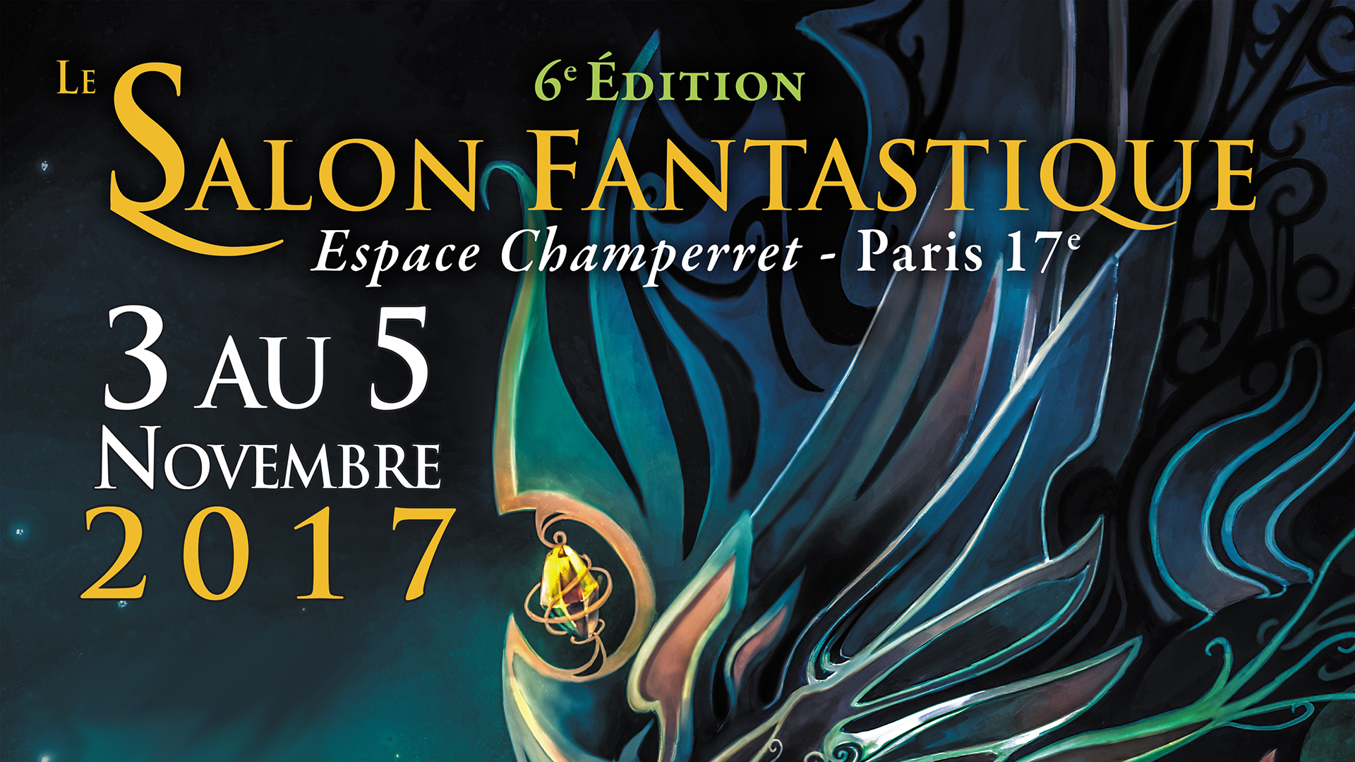 Salon Fantastique Paris Salon Fantastique 2017 Kiss My Geek