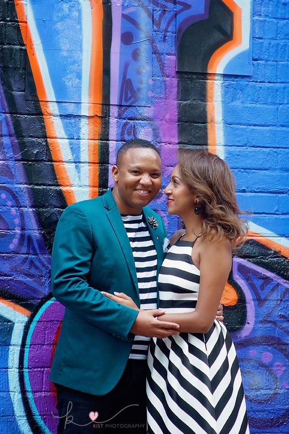 Maboneng - Couples photography - Kist Photography