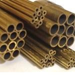 Brass tubes