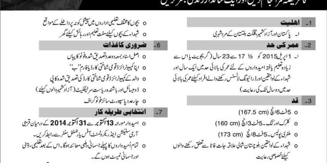 pak army ranks list pdf