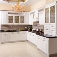 Kitchen Furniture Melamine chipboard kitchen cabinet ...