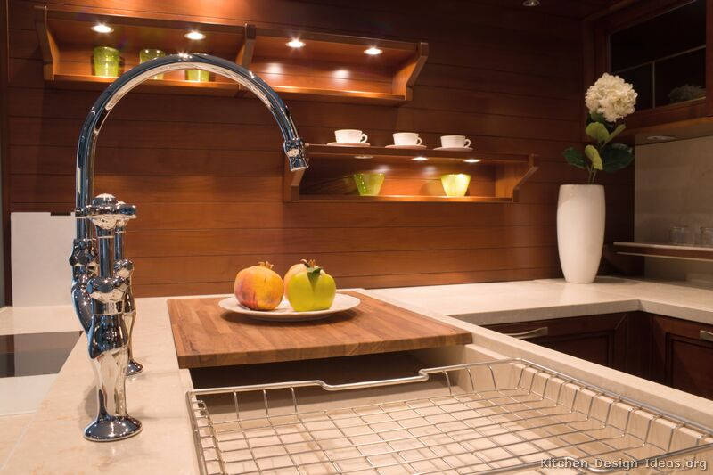 kitchen backsplash ideas materials designs pictures wood backsplash