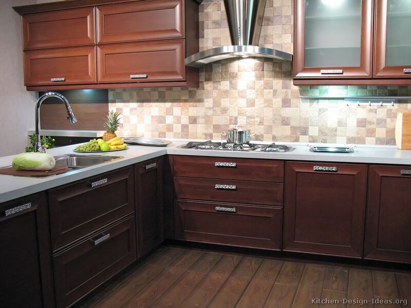 pics photos kitchen ideas wood backsplash modern kitchen wood backsplash