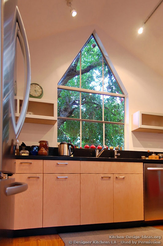 Kitchen Ideas With Light Wood Cabinets Designer Kitchens La - Pictures Of Kitchen Remodels