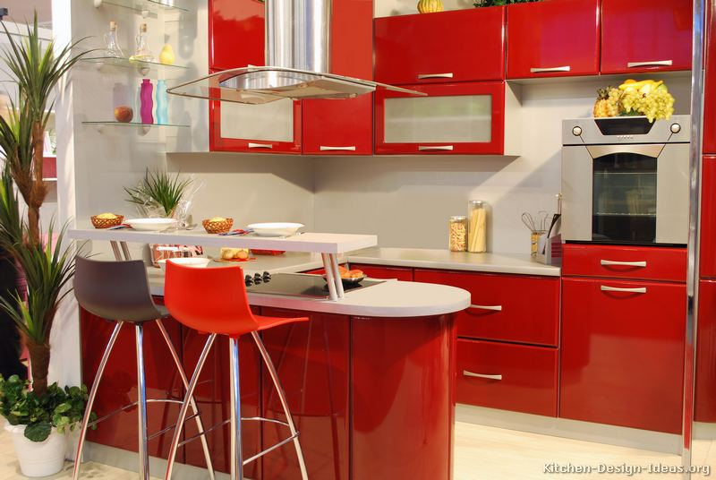 Color Schemes Kitchens With Gray Cabinet European Kitchen Cabinets - Pictures And Design Ideas