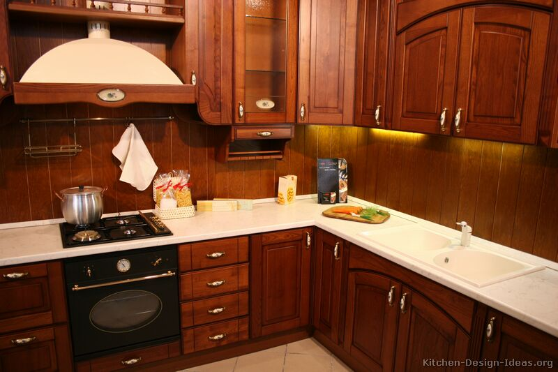 pictures kitchens traditional dark wood kitchens cherry kitchen backsplash ideas cherry cabinets cherry kitchen cabinets