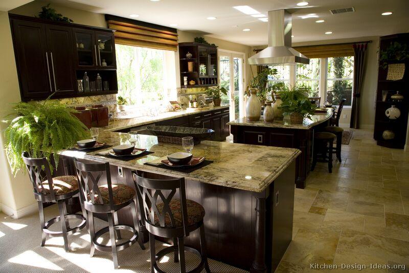 pictures kitchens traditional dark espresso kitchen cabinets small eat kitchen design photos dark wood cabinets
