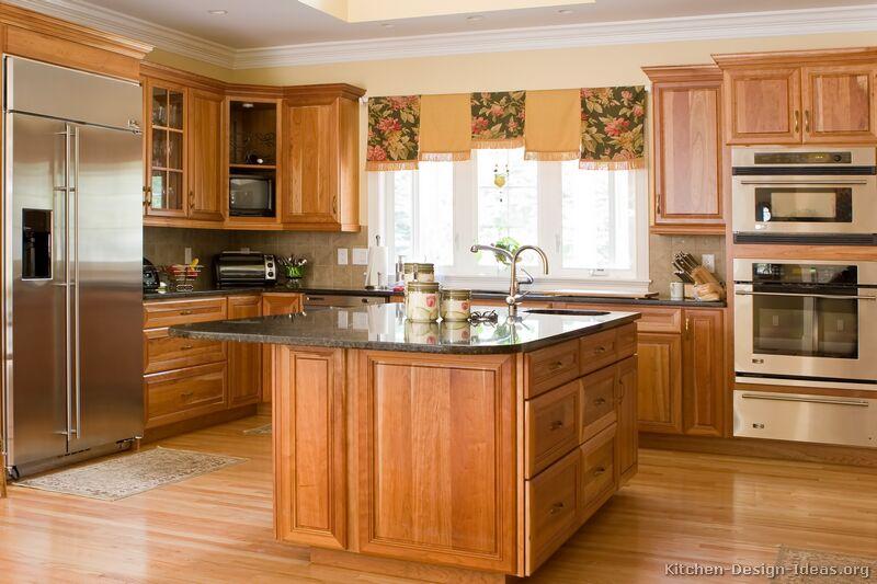 kitchens traditional medium wood golden brown kitchen solid oak kitchen island kitchen design modern kitchen