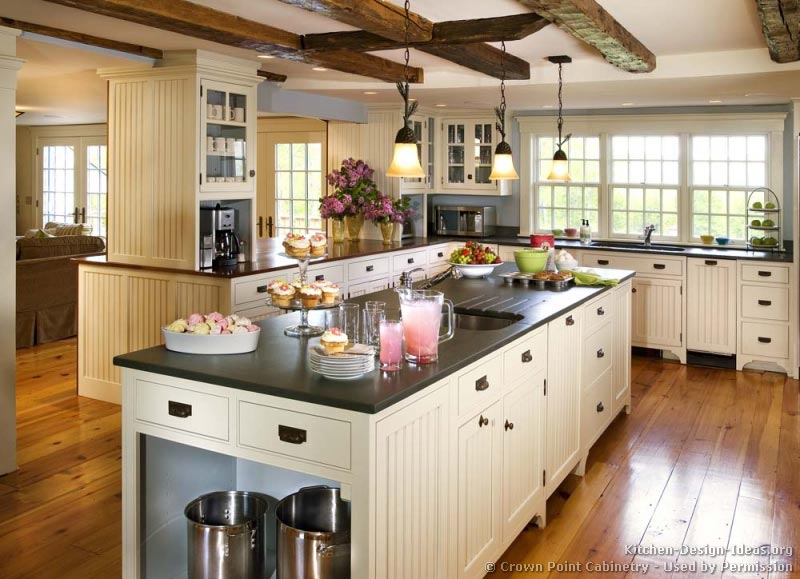 country kitchen design pictures decorating ideas white kitchen beams white kitchen beamed ceiling home styles nantucket