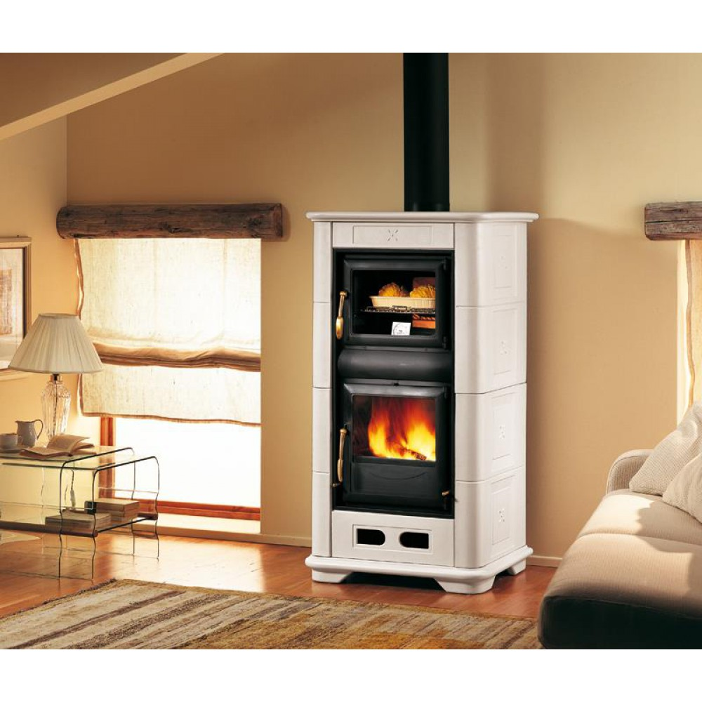 Kaminofen Ventilator Test Piazzetta Stoves Kitchen Living