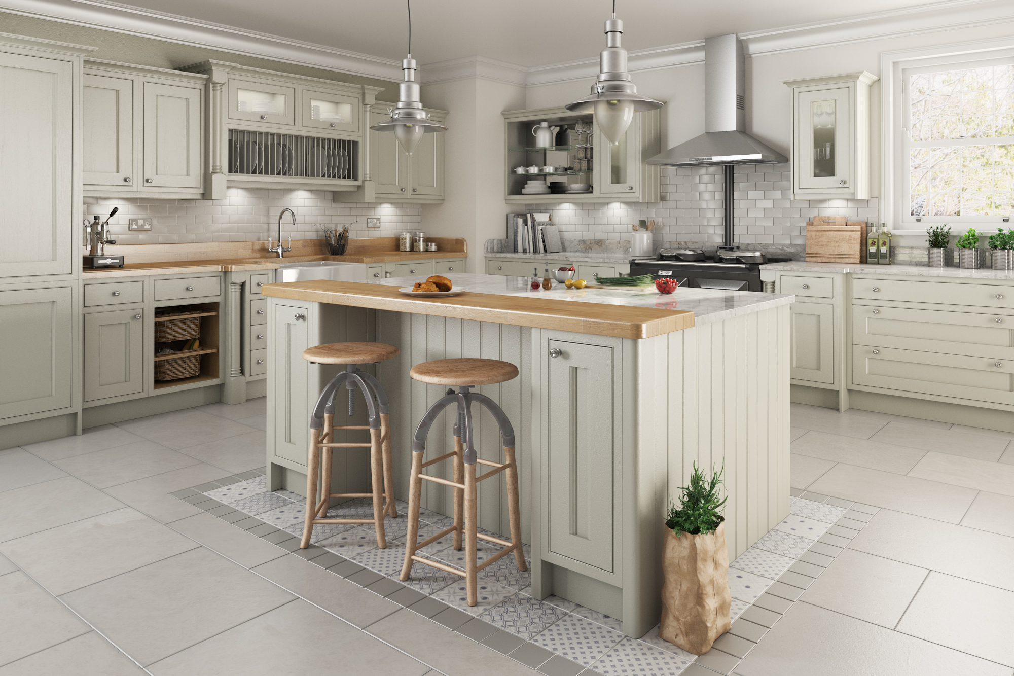 A Frame Kitchen Designs Traditional In Frame Kitchen Design Painted Kitchens
