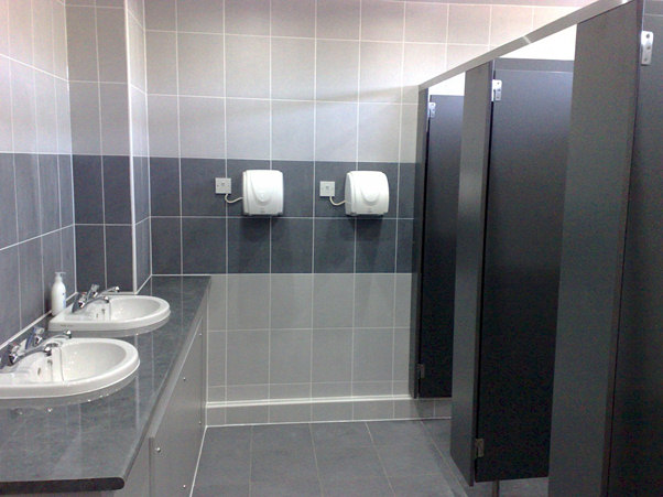 Commercial Bathrooms Design Supply Install Fife Scotland