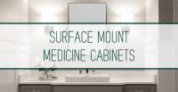 Stylish Surface Mount Medicine Cabinets