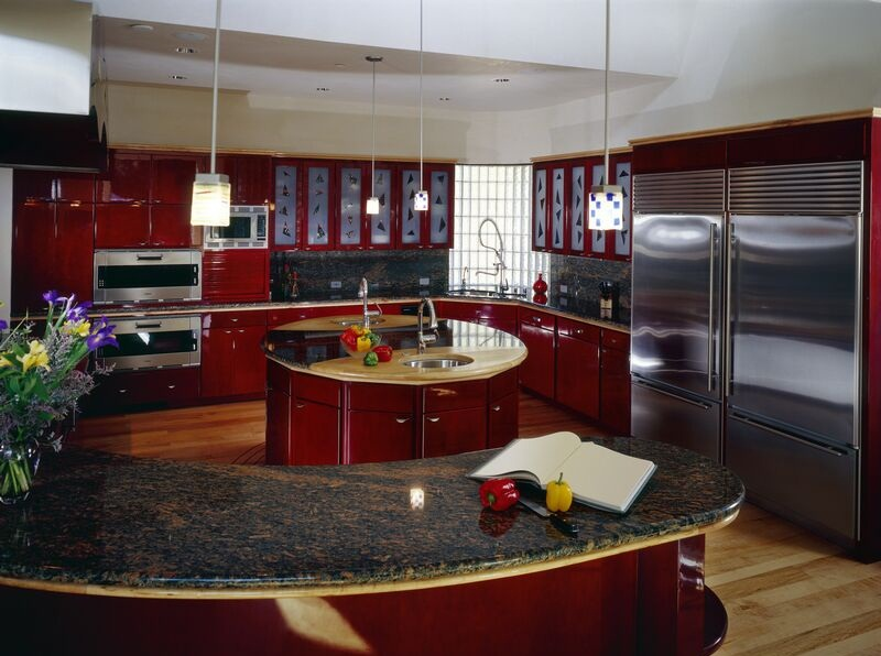 Pre Assembled Kitchen Island Cart Kitchen Island Or Peninsula? | Make The Right Choice!
