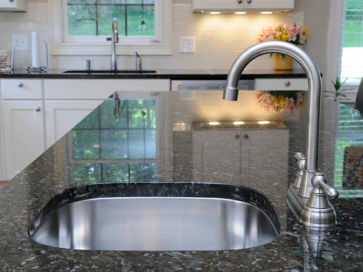 Pre Assembled Kitchen Island Cart Kitchen Design Idea: Place Your Sink In The Kitchen Island
