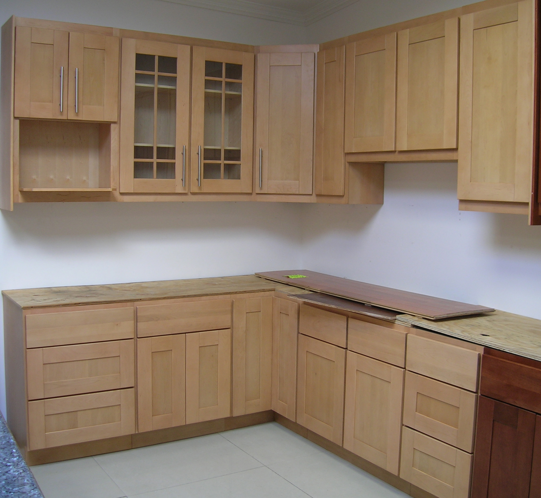 Kitchen Cabinets Premade Home Depot Pre Built Cabinets