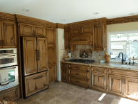 Refinish Kitchen Cabinets | Casual Cottage