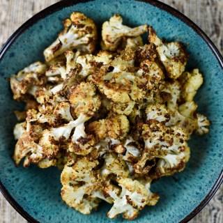 Dukkah Roasted Cauliflower