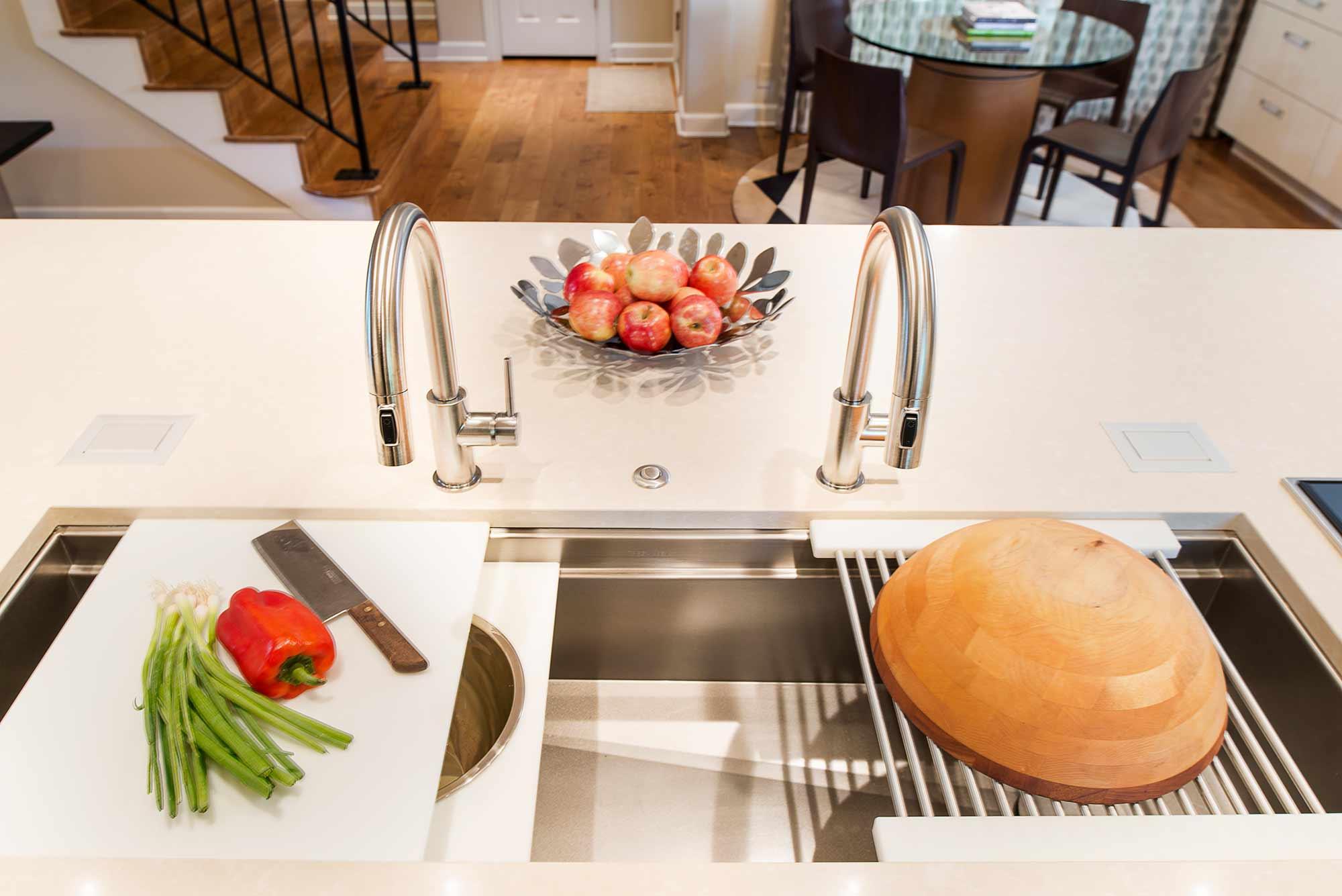 Chrome And Cream Kitchen Ideas Tulsa Ok & Used Kitchen Cabinets Tulsa Ok | Kitchen Ideas Tulsa Kitchen ...